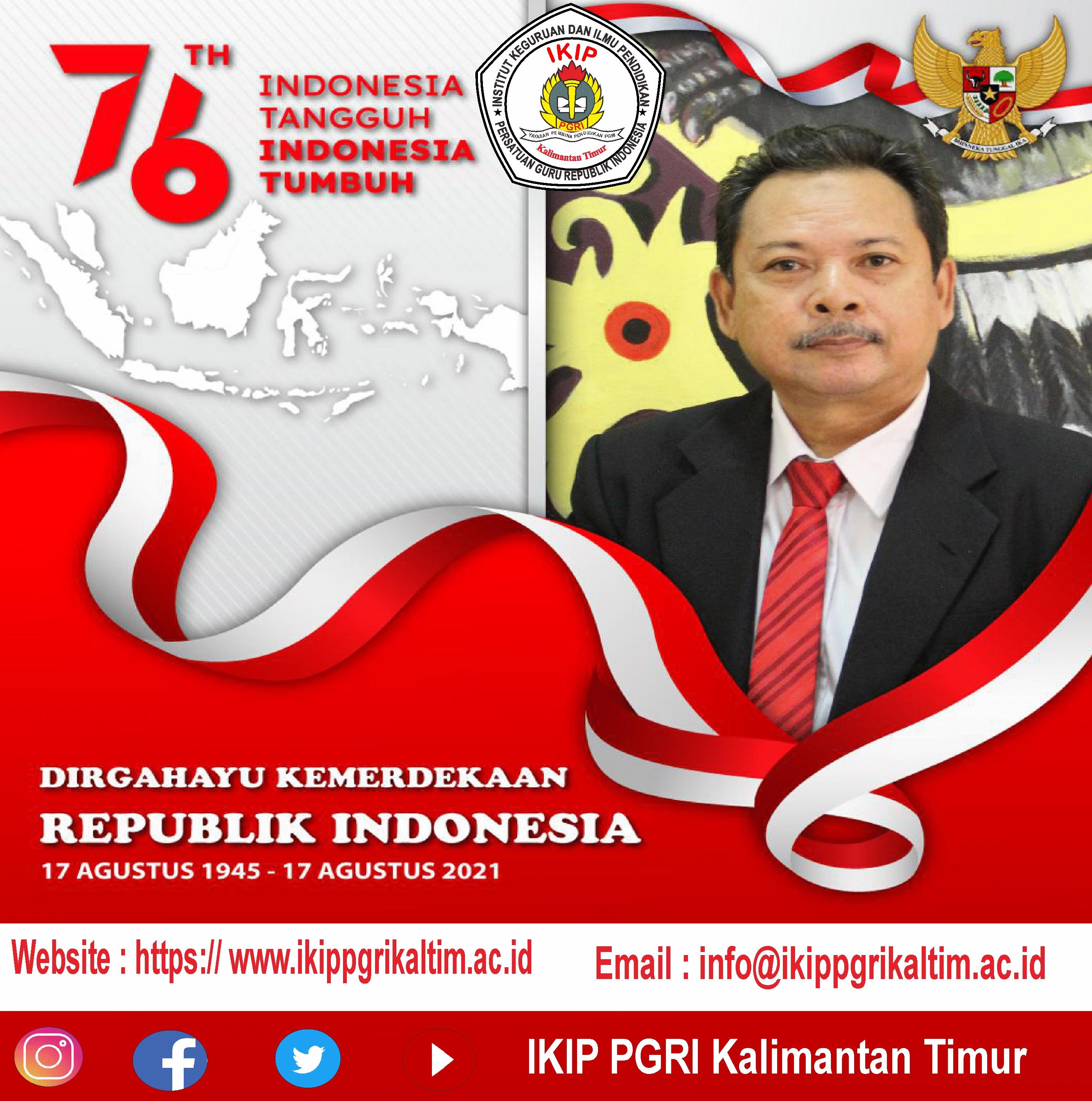 DIRGAHAYU REPUKLIK INDONESIA KE 76